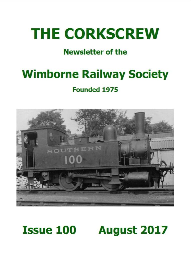 Wimborne Railway Society | Corkscrew Railway Magazine