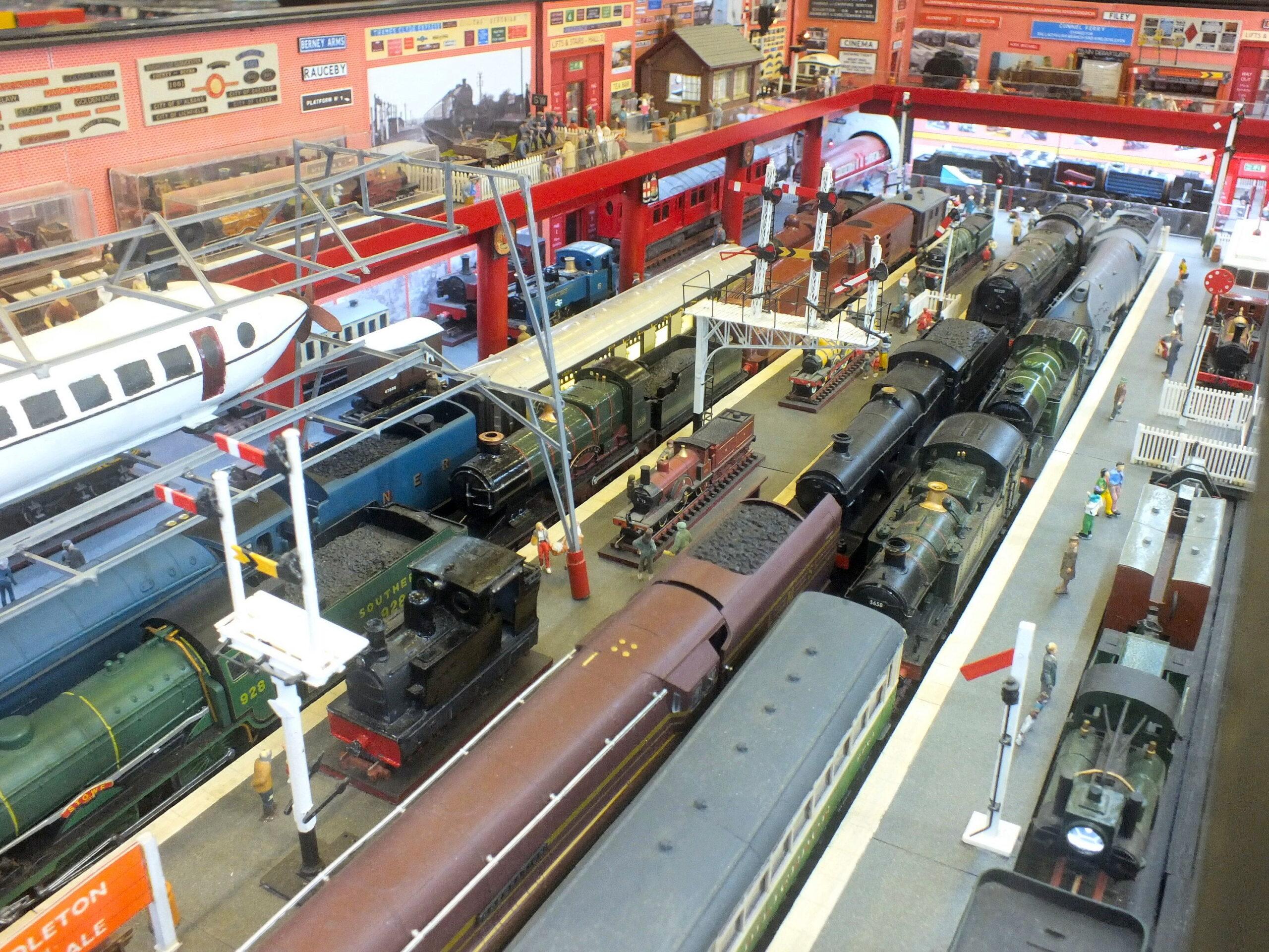 Wimborne Railway Society | Model Railway Exhibitions